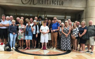 "South Africa ""Trip of a Lifetime"" Remembered – by Barry Gill"