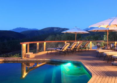 Botlierskop Game Lodge Swimming Pool