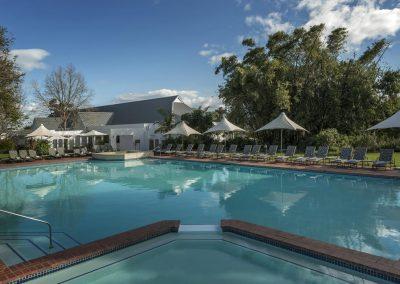Fancourt Swimming Pool