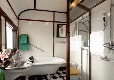 Rovos Rail Bathroom