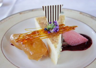 Rovos Rail Dessert