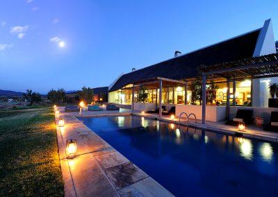 Sanbona Swimming Pool