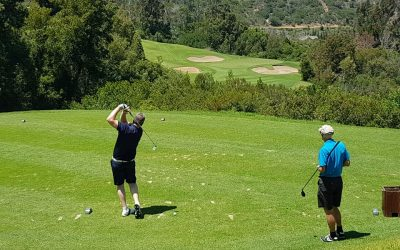 Golfing on the Garden Route